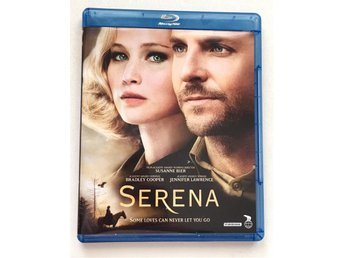 "BLURAY FILM ""SERENA"" MED BL A JENNIFER LAWRENCE OCH BRADLEY COOPER"
