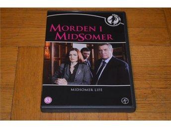 Morden i Midsomer 63 - Midsomer Life DVD - Töre - Morden i Midsomer 63 - Midsomer Life DVD - Töre