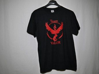 T-Shirt - Team Valor - Strl L