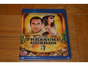 Treasure Guards ( Anna Friel Raoul Bova ) - Bluray Blu-Ray INPLASTAD