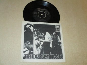 "T. Rex (7"") - Get It On SWE-71"