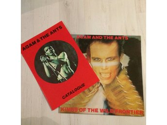 ADAM AND THE ANTS -KINGS OF THE WILD FRONTIER. (MVG