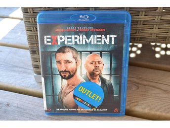The Experiment Bluray Film 2010 Fint Skick