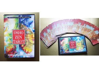 OSHO ZEN Oracle Cards - Uppsala - OSHO ZEN Oracle Cards - Uppsala