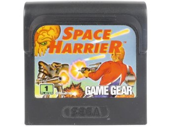 Space Harrier -