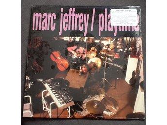 """Javascript är inaktiverat. - Skövde - Vinyl-LP med MARC JEFFREY - """"Playtime"""" Skick vinyl : M- Skick omslag : M- (Inplastad delvis) Info : Innehåller också bonussingel (96 tears) ej med på bild. [Plattan är från min egen tills nu orörda samling,har stått stadig i plastficka. V - Skövde"""