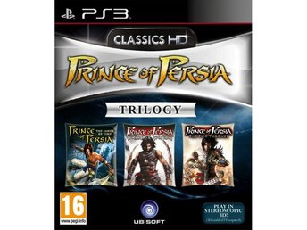 Prince of Persia - Trilogy HD - Playstation 3