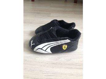 Javascript är inaktiverat. - Landskrona - Helt nya sneakers från Puma. Aldrig använda. Skorna är i storlek 17 - Landskrona