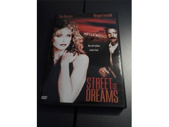 Street of Dreams (1988) Ny DVD Reg.1 NTSC (USA), Ben Masters, Morgan Fairchild
