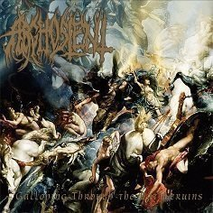 ARGHOSLENT-Galloping through the Battle Ruins [Digi-CD] 1998/2015 Ny! Black Deat