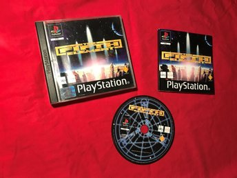 THE FIFTH ELEMENT PS1 PLAYSTATION 1 PSONE