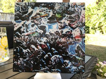 Men Among Animals - Run Ego (LP) - HELT NY - ALDRIG SPELADE -