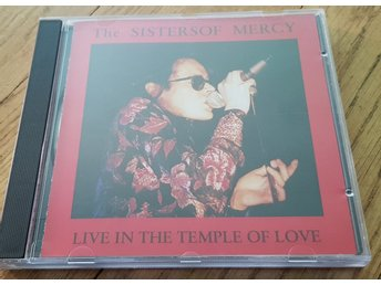 SISTERS OF MERCY - Live In The Temple Of Love