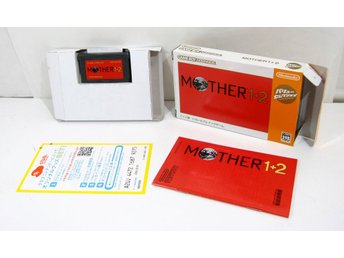 Mother 1+2 (japanskt) till GBA gameboy advance