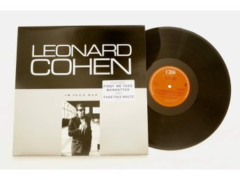 ** Leonard Cohen - I'm Your man  **