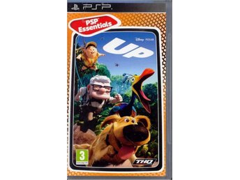 DISNEY PIXAR  - UP   ( PSP SPEL)