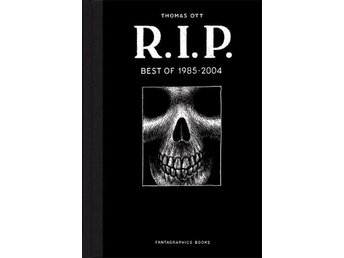 R.I.P. Best of 1985-2004 by Thomas Ott - Book NY - FRI FRAKT