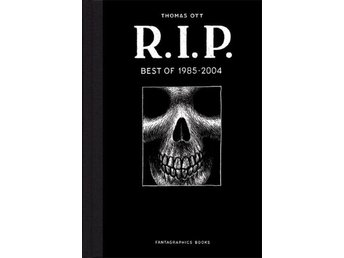 R.I.P. Best of 1985-2004 by Thomas Ott - Book