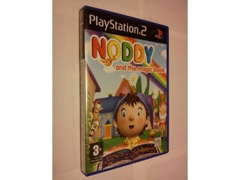 PS2: Noddy and the Magic Book