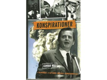 ** GUNNAR WALL  : KONSPIRATIONER   **