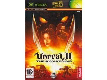 XBOX - Unreal II (2) : The Awakening