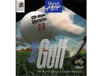 Microsoft Golf 2.0 - kul golfspel till PC / NYTT - Lund - Microsoft Golf 2.0 - kul golfspel till PC / NYTT - Lund
