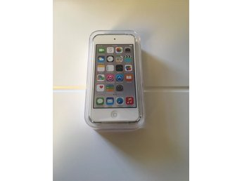 Apple iPod Touch 16GB - Silver Ny