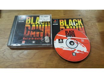 BLACK HAWK DOWN KOMPLETT PS1