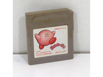 Kirby's Dream Land till game boy - Kävlinge - Kirby's Dream Land till game boy - Kävlinge