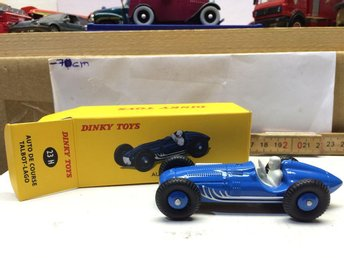 Talbot-lago  no 23h Dinky Toys atlas collection ej varit uppackade