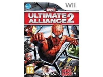 Marvel Ultimate Alliance 2 - Norrtälje - Marvel Ultimate Alliance 2 - Norrtälje