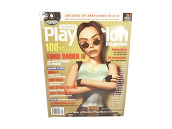 Svenska Playstation Magasinet Nr 23