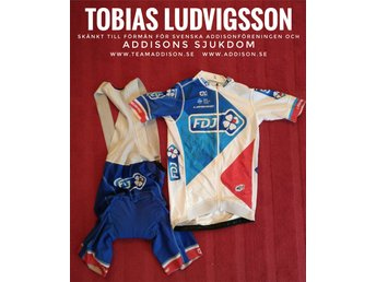 Tobias Ludvigssons cyclingkit