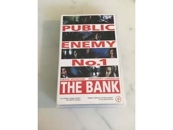 VHS film: The Bank