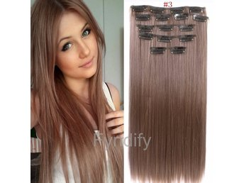60cm Hair Extensions #3 Clip In Hair Extentions