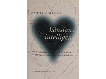 Känslans intelligens, Daniel Goleman