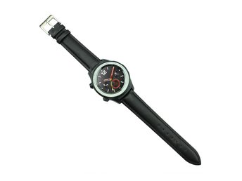 Huawei Watch 2 genuine leather watchband- Black