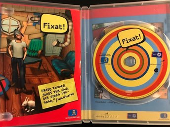 Fixat! - PC CD-ROM Rensa garderorb
