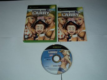 XBOX Leisure Suit Larry