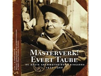 Taube Evert: Mästerverk! 1927-66 (Rem) (2 CD)