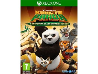 Kung Fu Panda - Showdown of Legendary Legends - Xbox One
