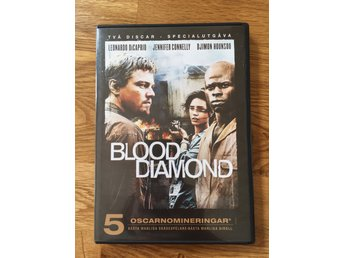 Dvd film blood Diamond