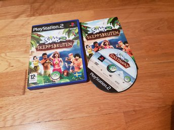 THE SIMS 2 SKEPPSBRUTEN PS2 BEG