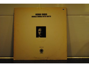 "Herbie Mann ""Muscle Shoals Nitty Gritty"" US, Embryo-70"