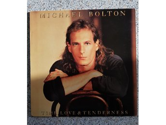 Michael Bolton LP. Time Love & Tenderness. 1991. Nr COL 467812.