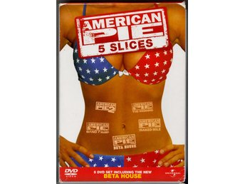 American pie 5 Slices DVD