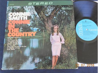 CONNIE SMITH - Connie in the country, LP RCA Camden USA 1967