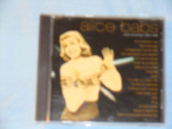 Alice Babs - Early recordings 1939-1949