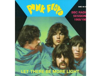PINK FLOYD - LET THERE BE MORE LIGHT. LP