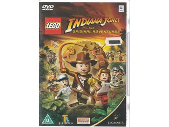 Lego Indiana Jones  - The Original Adventures - MAC